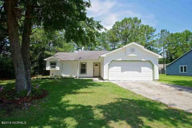 500 Hemlock Drive, Jacksonville, NC 28546 (MLS #100098405) :: Century 21 Sweyer & Associates
