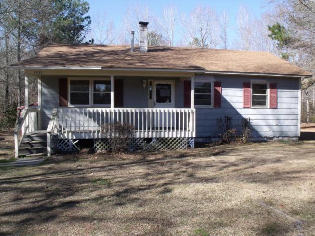 5058 Braxton Road, Grifton, NC 28530 (MLS #100098450) :: The Pistol Tingen Team- Berkshire Hathaway HomeServices Prime Properties