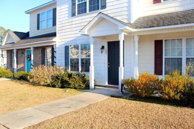 704 Streamwood Drive, Jacksonville, NC 28546 (MLS #100098457) :: Century 21 Sweyer & Associates