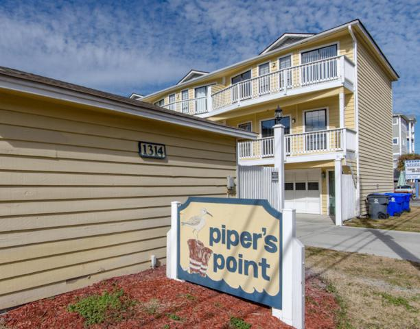 1314 S Lake Park Boulevard B5, Carolina Beach, NC 28428 (MLS #100098511) :: David Cummings Real Estate Team