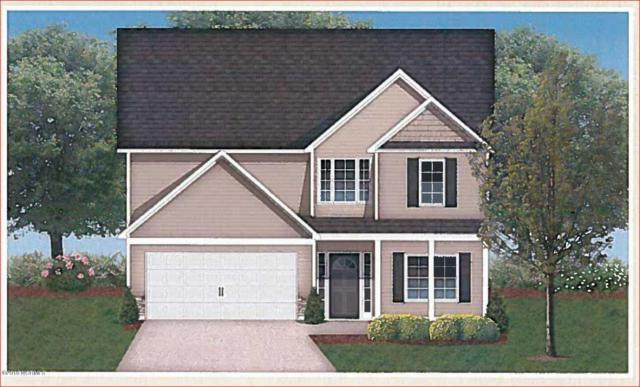 L31 Welcome Way, Sneads Ferry, NC 28460 (MLS #100098556) :: The Keith Beatty Team