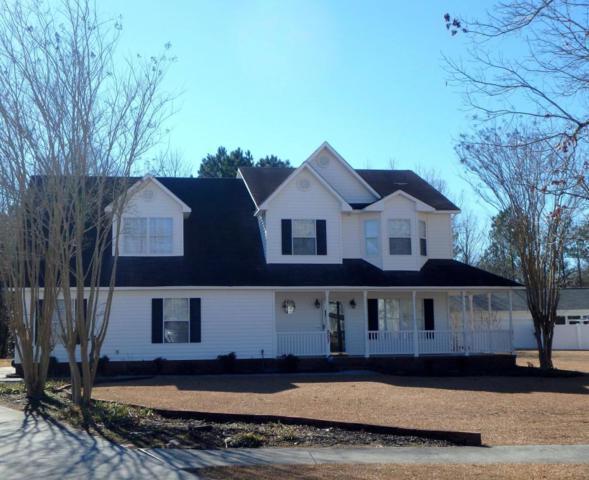 207 Wellington Place, Jacksonville, NC 28546 (MLS #100098588) :: Century 21 Sweyer & Associates