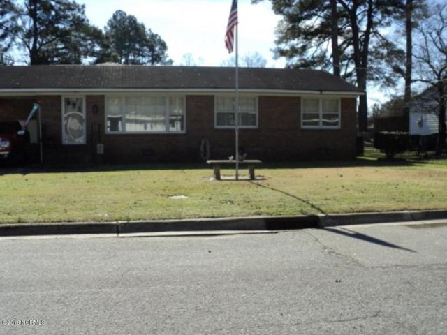 805 W 23rd Street, Lumberton, NC 28358 (MLS #100098794) :: Century 21 Sweyer & Associates