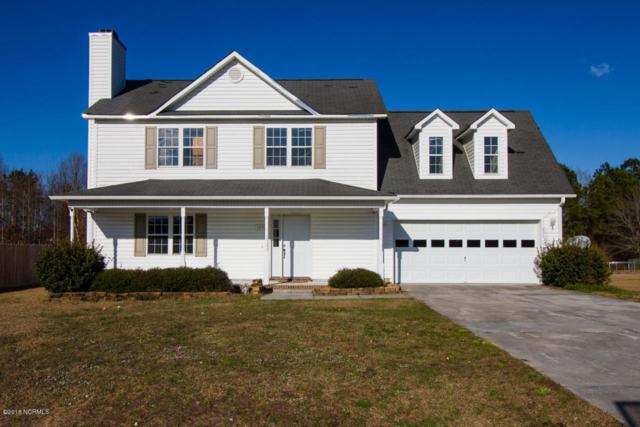 109 Appleton Lane, Richlands, NC 28574 (MLS #100098859) :: Harrison Dorn Realty