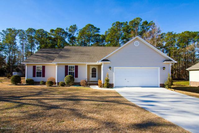 323 Clam Digger Court, Swansboro, NC 28584 (MLS #100098876) :: The Keith Beatty Team
