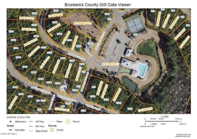 2480 Caraway Drive SE, Bolivia, NC 28422 (MLS #100098922) :: Century 21 Sweyer & Associates
