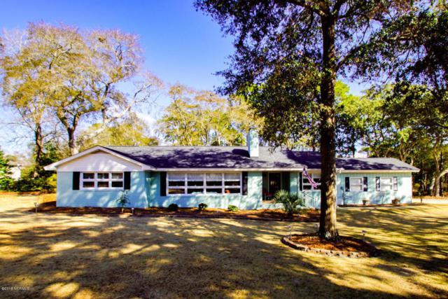 1 Saint Andrews Drive, Oak Island, NC 28465 (MLS #100098983) :: The Oceanaire Realty