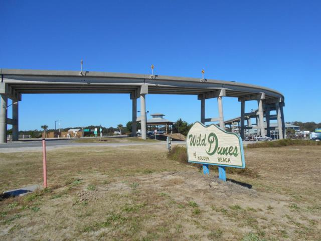 Lots 1-8 Jordan Boulevard, Holden Beach, NC 28462 (MLS #100099091) :: David Cummings Real Estate Team