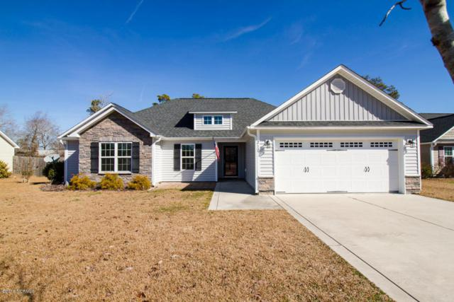 212 Marsh Haven Drive, Sneads Ferry, NC 28460 (MLS #100099200) :: The Keith Beatty Team