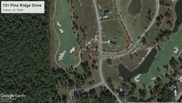 131 Pine Ridge Drive, Wallace, NC 28466 (MLS #100099319) :: The Keith Beatty Team