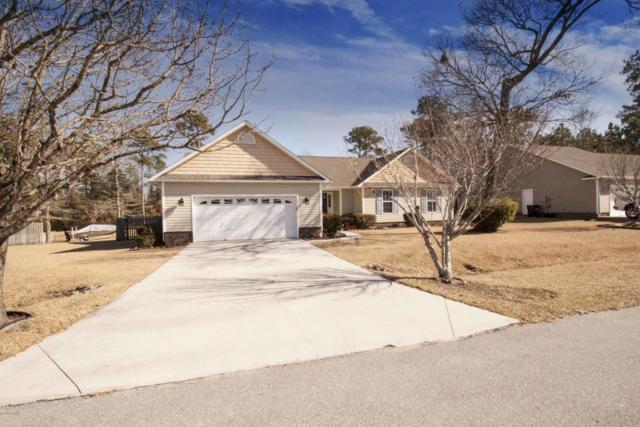 108 Halls Creek Drive, Swansboro, NC 28584 (MLS #100099333) :: The Keith Beatty Team