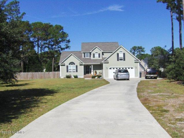 106 Tar Kiln Lane, Newport, NC 28570 (MLS #100099350) :: The Keith Beatty Team