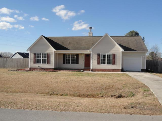 101 Fodder Drive, Hubert, NC 28539 (MLS #100099625) :: RE/MAX Essential