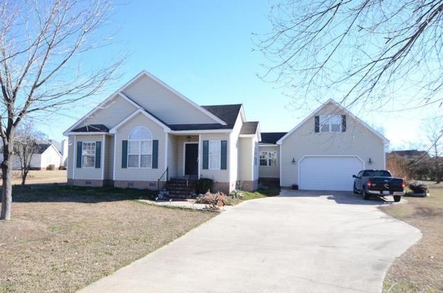 405 Hearthstone Drive, Nashville, NC 27856 (MLS #100099648) :: RE/MAX Essential