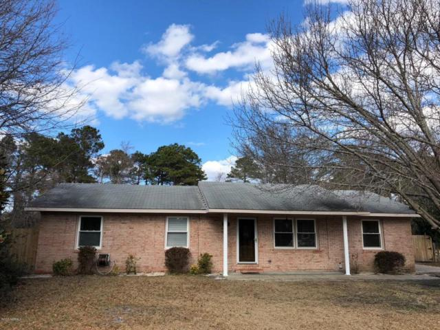 542 Mohican Trail, Wilmington, NC 28409 (MLS #100099797) :: Century 21 Sweyer & Associates