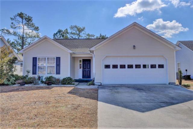 151 Belvedere Drive, Holly Ridge, NC 28445 (MLS #100099949) :: Century 21 Sweyer & Associates