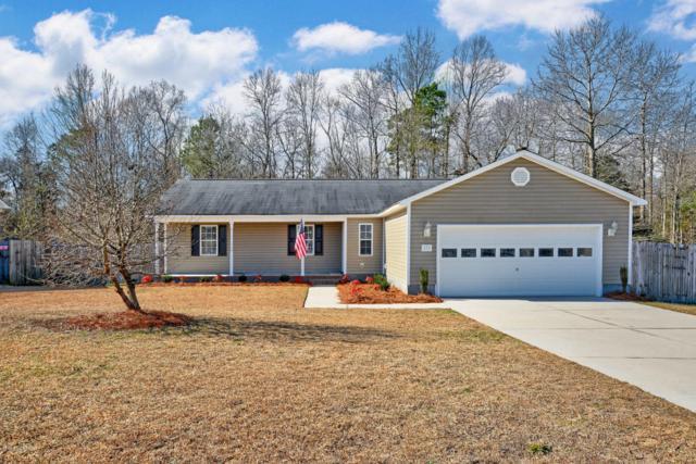 155 Wheaton Drive, Richlands, NC 28574 (MLS #100099950) :: RE/MAX Essential