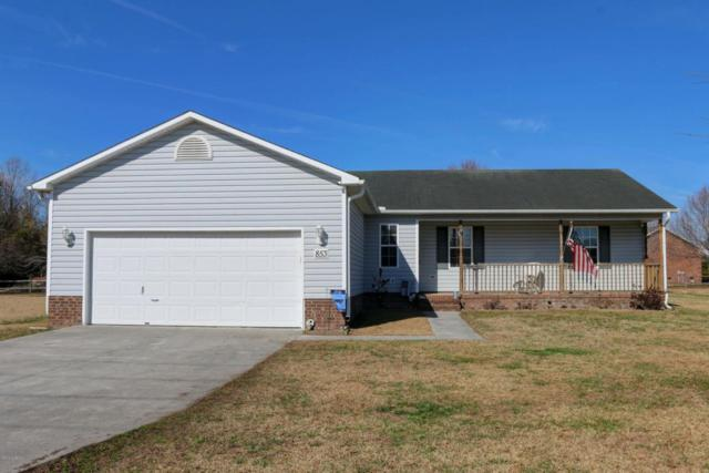 853 Deppe Road, Maysville, NC 28555 (MLS #100100001) :: RE/MAX Essential