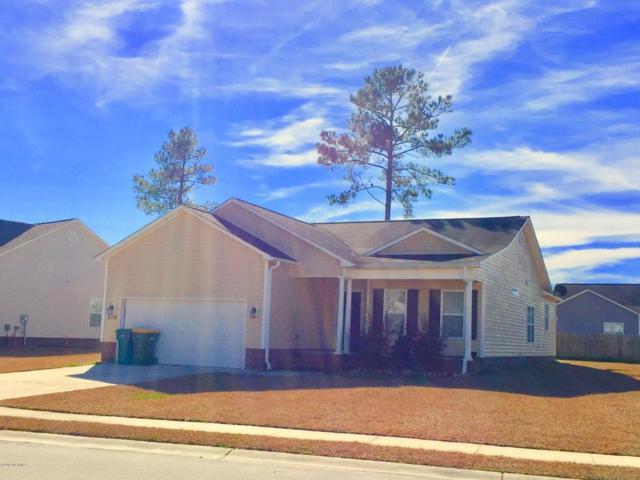 208 Channel Marker Loop, Swansboro, NC 28584 (MLS #100100011) :: Harrison Dorn Realty