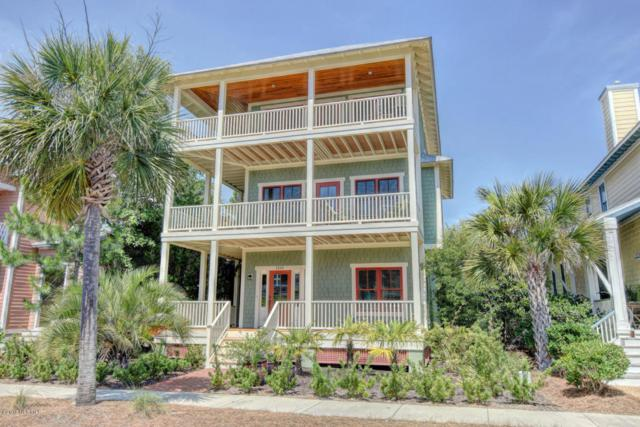 1310 Spot Lane, Carolina Beach, NC 28428 (MLS #100100040) :: David Cummings Real Estate Team