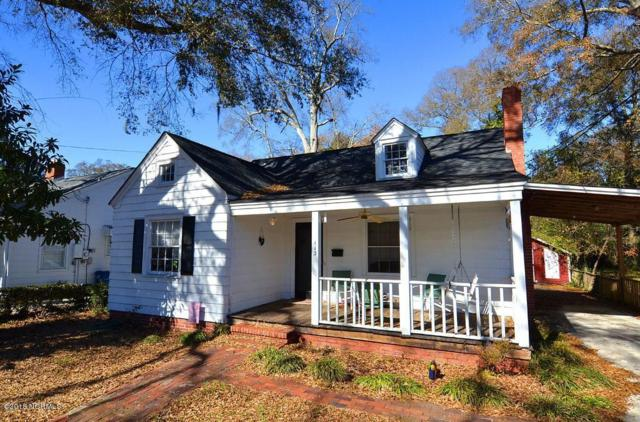 113 Sunset Avenue, Wilmington, NC 28401 (MLS #100100095) :: David Cummings Real Estate Team