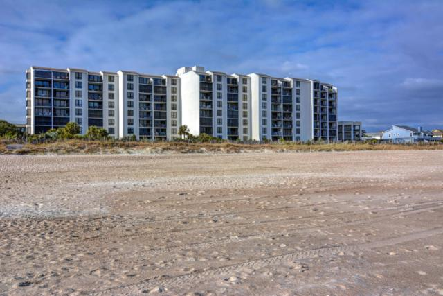 95 S Lumina Avenue 3E, Wrightsville Beach, NC 28480 (MLS #100100117) :: David Cummings Real Estate Team