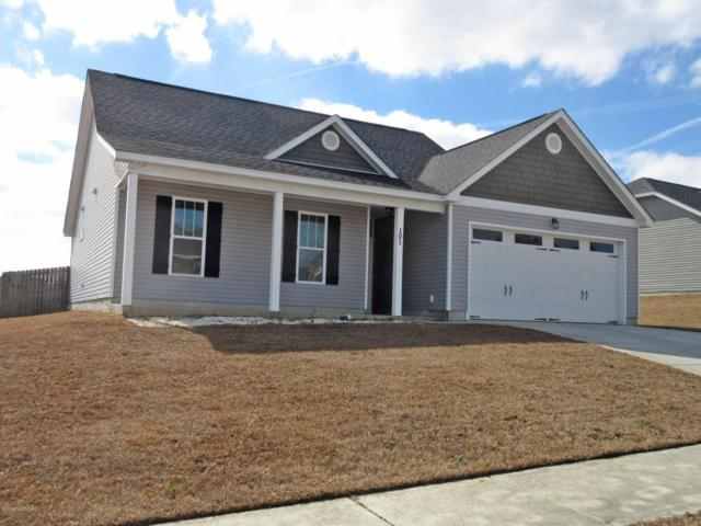 101 Tupelo Court, Jacksonville, NC 28546 (MLS #100100231) :: Century 21 Sweyer & Associates