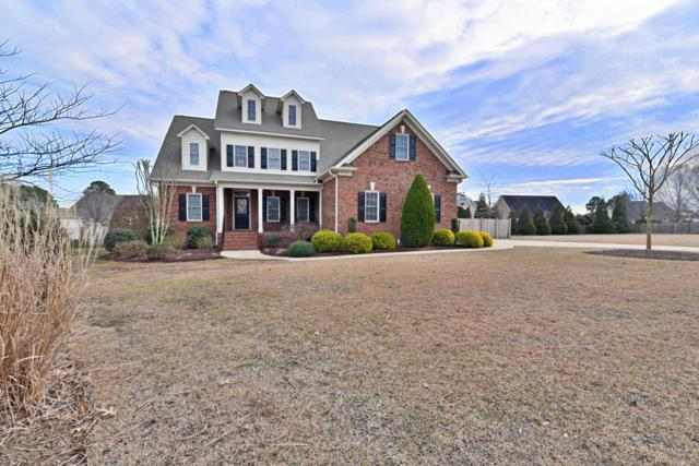 3116 Mclaren Lane, Winterville, NC 28590 (MLS #100100240) :: RE/MAX Essential