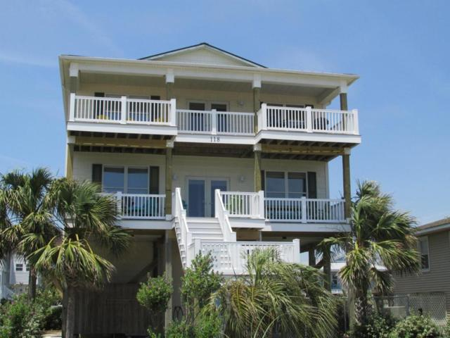 118 W Beach Drive, Oak Island, NC 28465 (MLS #100100316) :: RE/MAX Essential