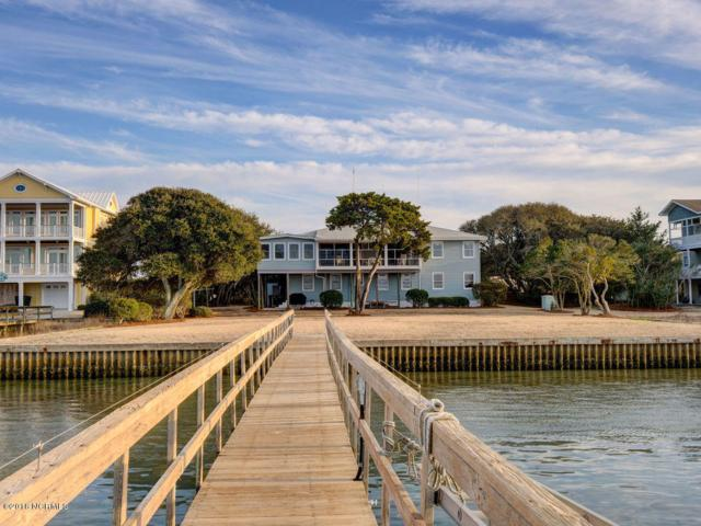 124 Bridgers Avenue, Topsail Beach, NC 28445 (MLS #100100390) :: Vance Young and Associates