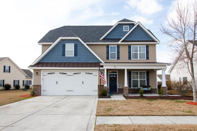 134 Turquoise Drive, Jacksonville, NC 28546 (MLS #100100418) :: The Keith Beatty Team