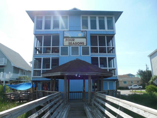 1101 Canal Drive #1, Carolina Beach, NC 28428 (MLS #100100445) :: David Cummings Real Estate Team