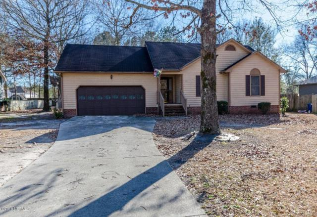 1304 Willow Springs Drive E, Richlands, NC 28574 (MLS #100100463) :: Harrison Dorn Realty