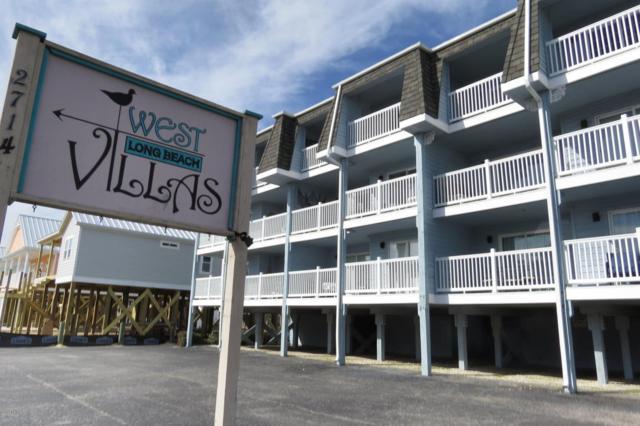 2714 W Beach Drive #112, Oak Island, NC 28465 (MLS #100100477) :: The Keith Beatty Team