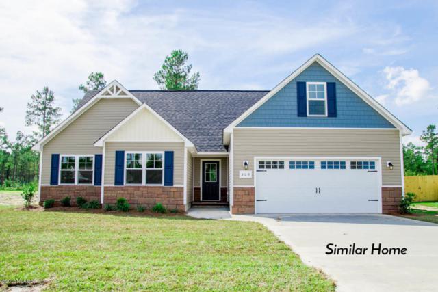 118 Sonia Drive, Hubert, NC 28539 (MLS #100100749) :: RE/MAX Elite Realty Group
