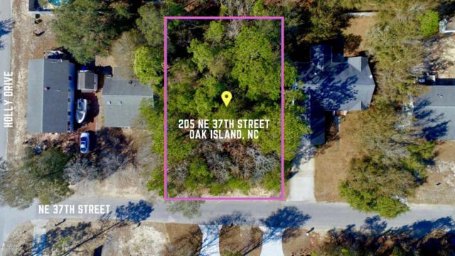 205 NE 37th Street, Oak Island, NC 28465 (MLS #100100886) :: RE/MAX Essential
