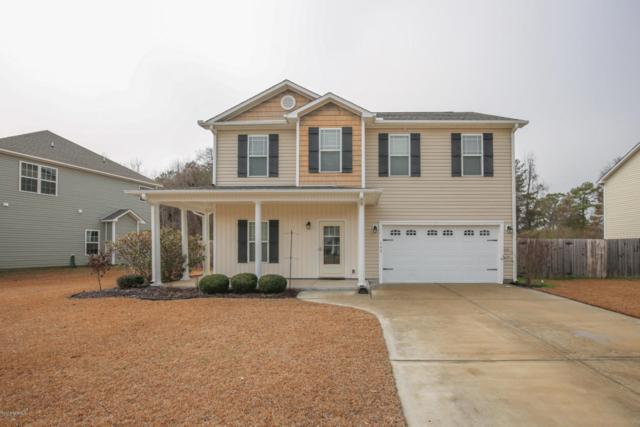 443 Patriots Point Lane, Swansboro, NC 28584 (MLS #100100962) :: Century 21 Sweyer & Associates