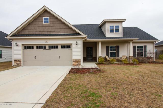 518 New Hanover Trail, Jacksonville, NC 28546 (MLS #100100968) :: Century 21 Sweyer & Associates