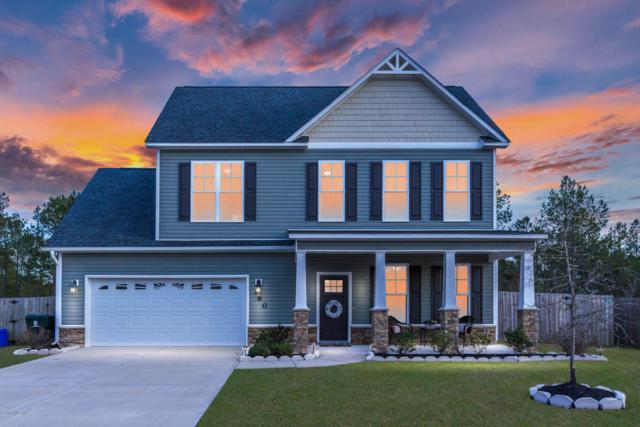 160 Pamlico Drive, Holly Ridge, NC 28445 (MLS #100101003) :: Century 21 Sweyer & Associates