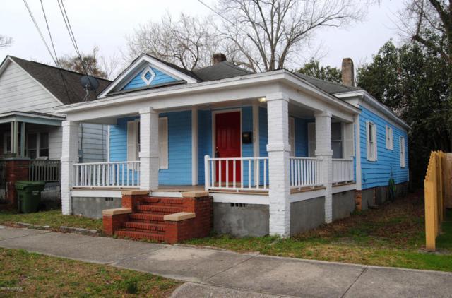 619 N 10th Street, Wilmington, NC 28401 (MLS #100101043) :: Courtney Carter Homes