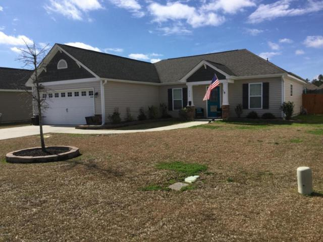 711 Radiant Drive, Jacksonville, NC 28546 (MLS #100101075) :: The Keith Beatty Team