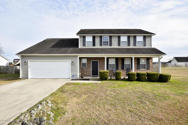 102 Hardin Drive, Maysville, NC 28555 (MLS #100101120) :: Courtney Carter Homes