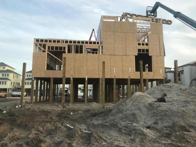 812 Villas Drive, North Topsail Beach, NC 28460 (MLS #100101175) :: RE/MAX Essential