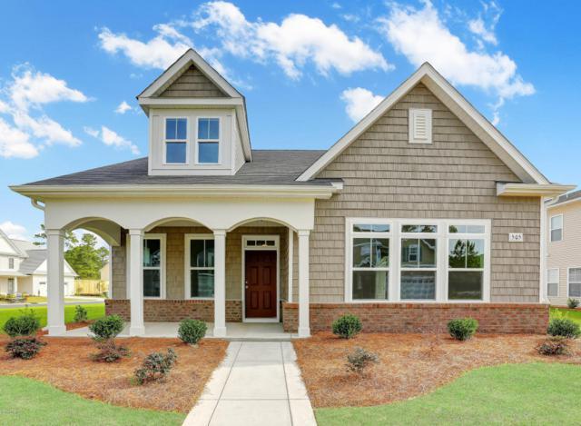 4816 Barrows Creek Lane, Wilmington, NC 28411 (MLS #100101190) :: Century 21 Sweyer & Associates