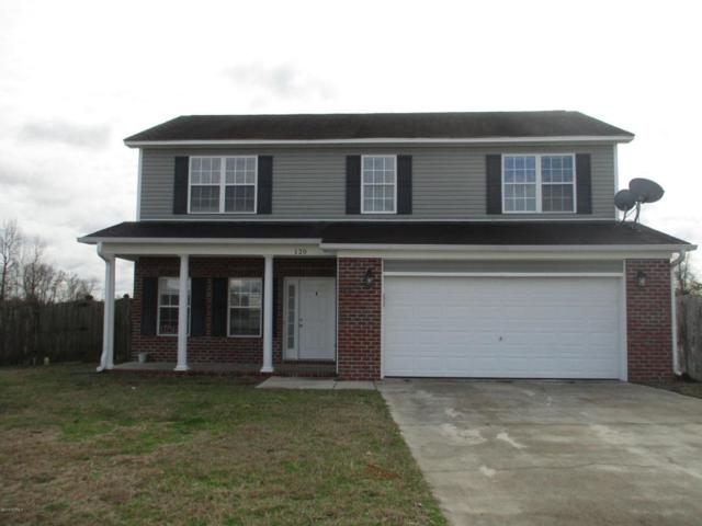 120 Hardin Drive, Maysville, NC 28555 (MLS #100101220) :: Courtney Carter Homes
