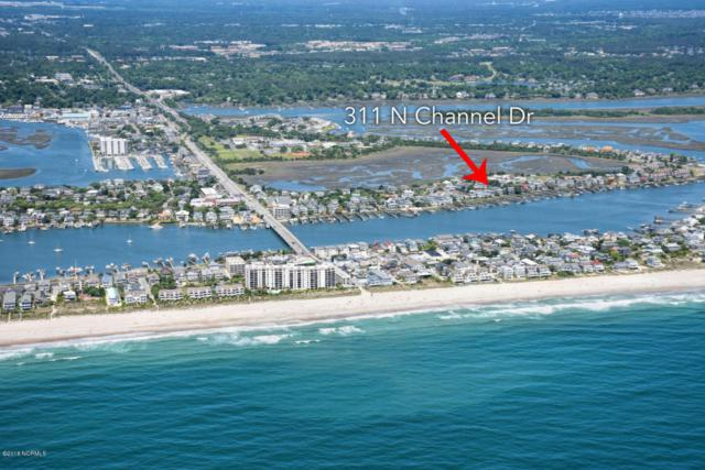 311 N Channel Drive, Wrightsville Beach, NC 28480 (MLS #100101326) :: RE/MAX Essential