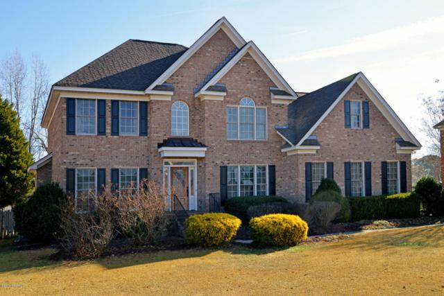 1715 Woodwind Drive, Greenville, NC 27858 (MLS #100101340) :: The Oceanaire Realty