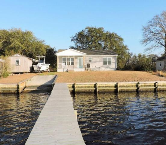 156 Pleasant Nook Road, Cape Carteret, NC 28584 (MLS #100101353) :: The Keith Beatty Team