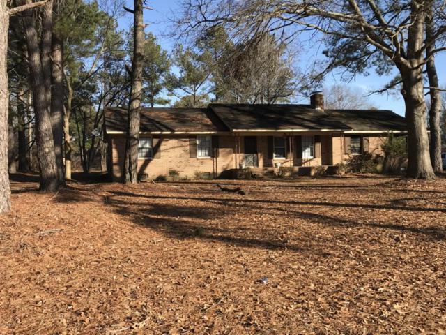 2532 Forrest Drive, Kinston, NC 28504 (MLS #100101387) :: Century 21 Sweyer & Associates