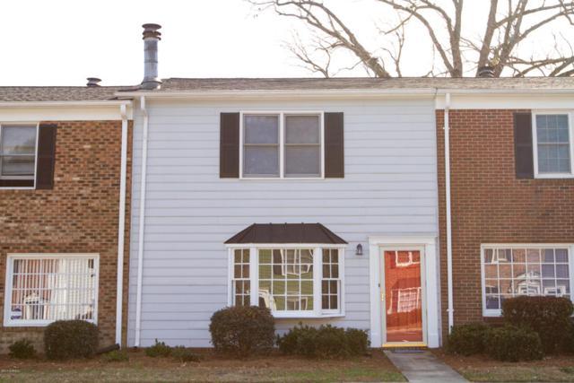 102 David Drive F28, Greenville, NC 27858 (MLS #100101388) :: Century 21 Sweyer & Associates